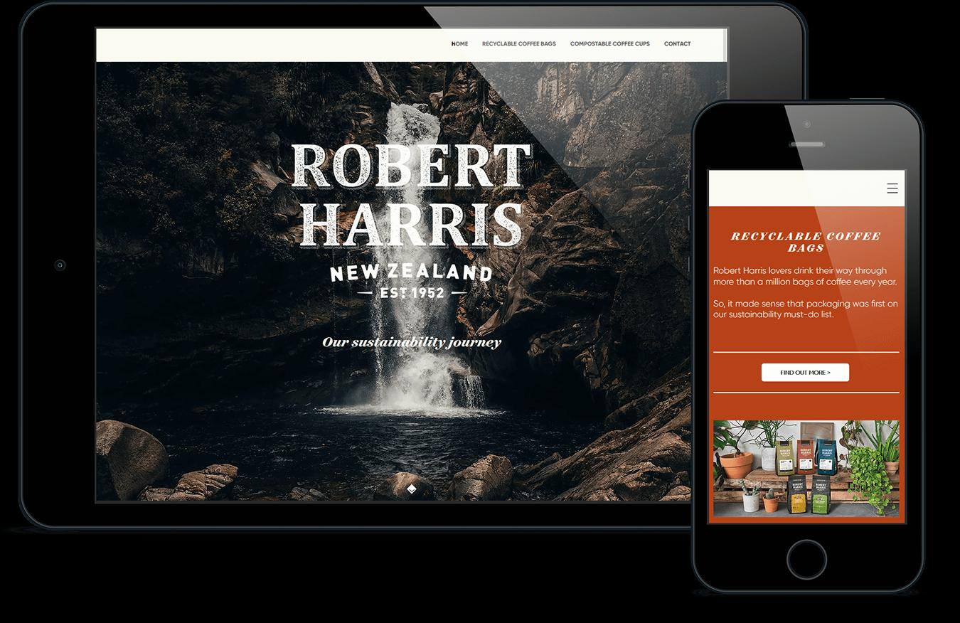 Robert Harris Sustainability